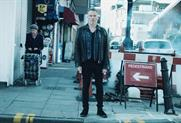 Chris Moyles: in the new TV ad for Radio X