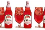 Stella Artois: introduces raspberry flavoured Cidre