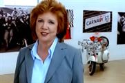 LV=: Cilla Black returns to star in insurance group's latest TV ad