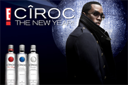 Cîroc: tie-up with P Diddy