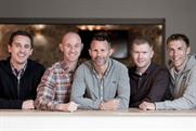 The Class of 92: run by Gary Neville, Nicky Butt, Ryan Giggs, Paul Scholes and Phil Neville