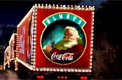 Coca-Cola: brings back Christmas ad