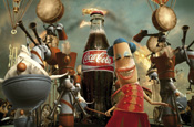 Coca-Cola: tops brand poll