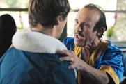 Coral: Enzo Calzaghe stars in the latest TV campaign