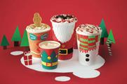 Costa: launches Christmas menu campaign