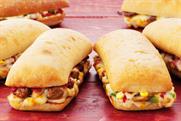Domino's: launches sandwich menu