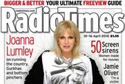 Radio Times: BBC magazine get a new look