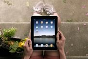 Internet access: tablet is setting a challenge to the PC as favoured internet device