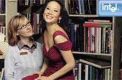 Intel: Lucy Liu stars in campaign