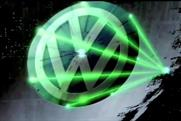 VW: under attack from Greenpeace