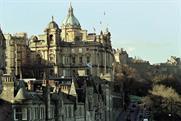 Lloyds Banking Group's Scottish head quarters