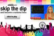 Vitaminwater Facebook app helps 'skip the dip'