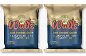 Wall's under fire Lincolnshire sausages