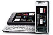 Xperia X1: latest phone from Sony Ericsson