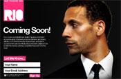 Rio Ferdinand: launches digital magazine