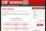 Virgin's 'Broadband Con' website falls foul of ASA