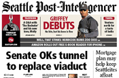 Seattle Post-Intelligencer:paper looks to online future