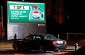 Castrol: digital ads talk to drivers