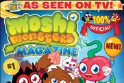 Moshi Monsters: new launch tops the pre-teen sector