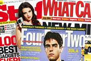 Haymarket's consumer titles What Car?, Stuff and Four Four Two