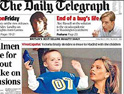Telegraph: deadline for bids now passed