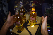 Desperados: the Heineken-owned brand turned musical instrument