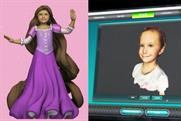 Disney: offering personalised dolls