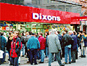 Dixons: disappearing from the high street