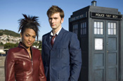 'Doctor Who': taking a break