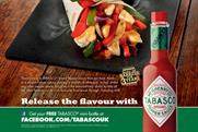 Tabasco: ad campaign seeks to reposition the hot sauce