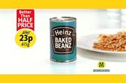 Heinz looks beyond the the supermarket shelf