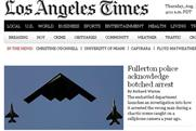 Blogs help Los Angeles Times achieve record traffic levels