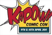 Kapow!: Comic Con comes to London