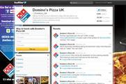 Domino's: runs 'reverse auction' on Twitter