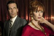 Mad Men: to be made available via Sky+ Anytime