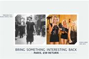 Eurostar: latest campaign compares the old and the new