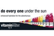 Coca-Cola launches first national ad campaign for Glaceau Vitaminwater