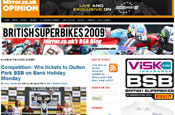 Daily Mirror: teaming up with Eurosport for British Superbikes season
