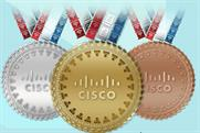 Cisco Systems: the official network infrastructure provider for London 2012