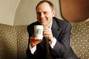 Ian Cranna: UK & Ireland vice president of marketing, Starbucks