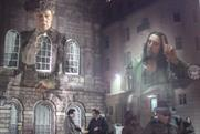 YouView: popular TV characters feature in multimedia ad campaign