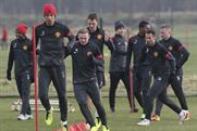 Manchester United: Aon to become training ground and kit sponsor