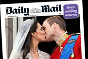 Daily Mail: only daily title to avoid a year-on-year circulation decline in April