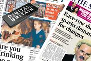 DIGITAL BRITAIN: Regional publishers' hopes of reform are scuppered