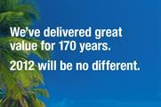Thomas Cook: ad campaign reassuring consumers