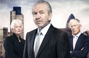 The Apprentice: Sugar and his board on the BBC One show