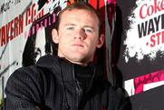 Wayne Rooney: star of Coke Zero's Street Striker