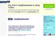 Carphone Warehouse plans social media campaigns