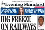 Evenign Standard: rise in circulation