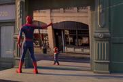 Evian: rolls out Spiderman campaign